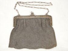 Handbag of Evening Sterling Silver, Xixth
