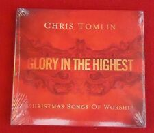 CHRIS TOMLIN Glory In The Highest: Christmas Songs Of Worship CD NEW PROMO Copy
