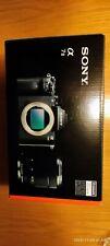 SONY Alpha 7 II Vollformat-Kamera 24,3MP + Zoom-Objektiv 28-70 mm f/3.5-5.6 NEU