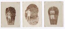 PHOTO ANCIENNE Homme Gay Interest 1920 Sportif Foot Footballer Short Lot 3