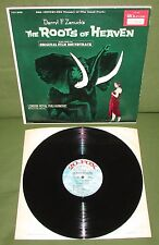 THE ROOTS OF HEAVEN  Malcolm Arnold OST Orig 1st US FOX 1959 NM ARCHIVE