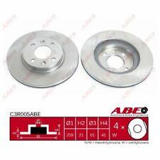 Bremsscheibe, 1 Stück ABE C3R005ABE
