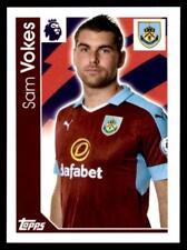 Merlin Premier League 2017 - Burnley Sam Vokes No.52