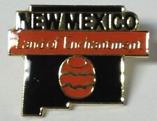 NEW MEXICO STATE LAPEL PIN HAT TAC NEW