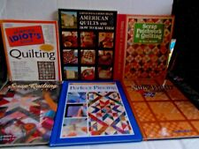 Lot Of 11 Quality Quilt Quilting Books!
