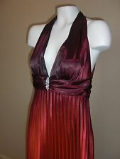 Betsy & Adam New Prom Formal Gown Pageant Dress Size 8