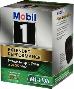 New Mobil 1 M1-110a Extended Performance Engine Oil Filter