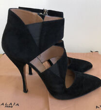 Alaia Shoes,Suede Heels.size 39