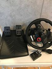 LOGITECH DRIVING FORCE FOR PS3 GAME GT LPRC-14500 USED VERY GOOD CONDITION!