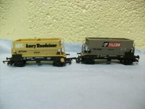 Hopper Mineral Wagon x 2 ARC AR14228/Tilcon PR14099 Lima No 305636/305638 '00'