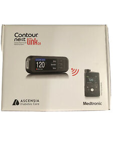 Contour Next Link 24  wireless blood glucose monitoring system. Sealed /Unopened