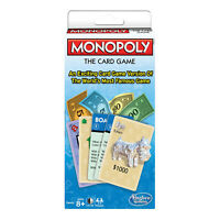 Monopoly The Card Game NEW Family Fun Gaming