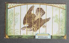 1920's Rice's Nutter-Nut Bread Original Advertising Card The Buzzard
