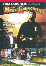 The Master Gunfighter (DVD, 2002) RARE