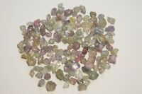 SONGEA SAPPHIRES 100 CT Rough lot Unheated, Natural
