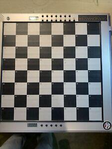 "Excalibur Grandmaster Chess Auto Sensory Computer 747  ""ErrH8"" Parts/Repair"