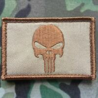 MC WR-PT041 Warrior Punisher Skull Navy Seal Patch
