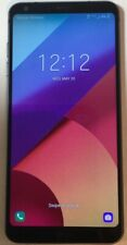 TESTED GSM UNLOCKED BLACK LG G6 VS988, 32GB 4G LTE ANDROID SMARTPHONE H25F