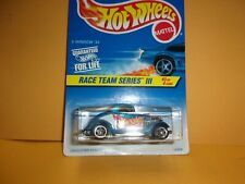 Hot Wheels  For Life Race team series 111 3- Window '34 # 3 of 4