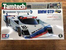 Vintage Tamiya Tamtech 1/24 BMW GTP complete radio control kit R/C Kit 2107