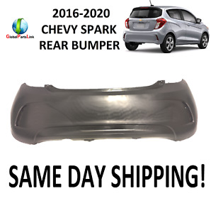 2016 2017 2018 2019 2020 CHEVY SPARK REAR BUMPER COVER