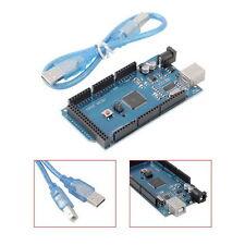 NEW ATmega2560-16AU CH340G MEGA 2560 R3 Board + Free USB Cable For Arduino、Fad