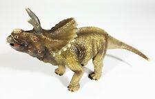 Schleich Dinosaur Triceratops With Kampfspuren Jurassic Prehistoric 2005 20cm