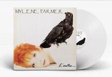 Mylene Farmer Album 33Tours L'Autre... Vinyle couleur Blanc