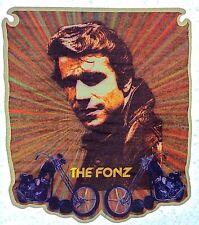 Original The Fonz Iron On Transfer Fonzie Happy Days Henry Winkler TV