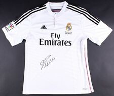CRISTIANO RONALDO Autographed Real Madrid Jersey Shirt ICONS