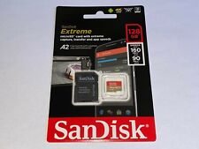 Sandisk Extreme 128GB MicroSDXC for Nintendo Switch Micro SD Card Class 30 GoPro