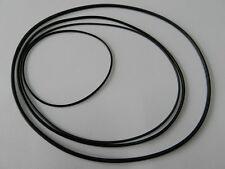 Riemen Satz Telefunken Tonband M 204 Rubber drive belt