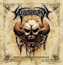 AUSTERYMN - Sepulcrum Viventium - CD - DEATH METAL