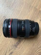 Canon 24-105mm f/4L Lens IS EF-CONDIZIONI ECCELLENTI