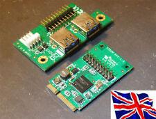 Mini PCI USB 3.0 Internal Port Expansion Cards