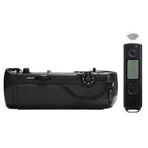 Meike MK-DR500 2.4G Battery Grip for Nikon D500 EN-EL15 Replacement for MB-D17