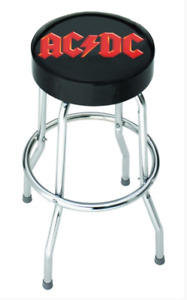 Ac/Dc - Logo - Brand New Metal, High Qualty Bar Stool - Fast Delivery