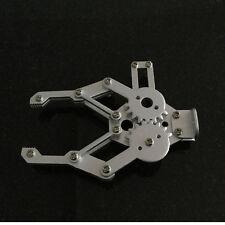 Aluminium Alloy Metal Robotic Gripper Claws Acessorios For DIY Robot Arm