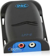 PAC LP7-2 L.O.C.PRO Series 2-Channel Line Output Converter with Remote Turn On
