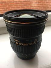 Tokina AT-X PRO 11-16mm F/2.8 DX II Lens NIKON