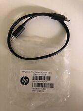 Original HP ZBook Thunderbolt 3 Power Cable A 843010-001 **NEU**