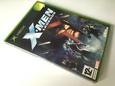 X-Men Legends-Xbox Pal Jeu Complet MARVEL