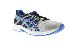 Asics Gel Contend 4 Mens Gray Mesh Athletic Lace Up Running Shoes 15