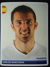 Panini 27 Carlos Marchena FC Valencia UEFA CL 2006/07