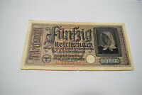 Germany 50 REICHSMARK Banknote 1940-1945 P1