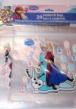 Marvel Avengers Disney Frozen Sandwich Bags 40 Ct