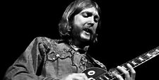 Duane Allman 8x10 Photo The Allman Brothers Band! Guitar