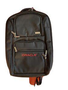 Codi Laptop Bag Pack - Oracle Branded - 15.6in Black