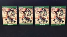 REGGIE WHITE ERIK McMILLAN 1990 Pro Set ERROR Lot ( 4 ) Progression YELLOW /WASH