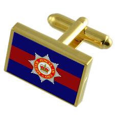 Household DIVISION Militare Inghilterra Gemelli bandiera d'oro